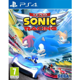 Coperta TEAM SONIC RACING - PS4