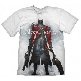 Coperta BLOODBORNE HUNTER STREET WHITE TSHIRT XL