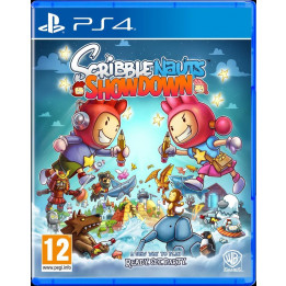 Coperta SCRIBBLENAUTS SHOWDOWN - PS4