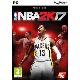 Coperta NBA 2K17 (CODE IN A BOX) - PC