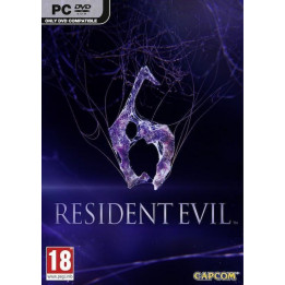 Coperta RESIDENT EVIL 6 - PC