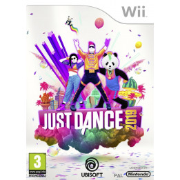 Coperta JUST DANCE 2019 - WII