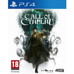 Coperta CALL OF CTHULHU - PS4