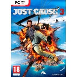 Coperta JUST CAUSE 3 D1 EDITION - PC