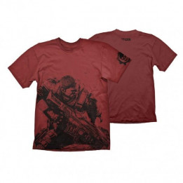 GEARS OF WAR 4 FENIX TSHIRT S