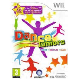 Coperta DANCE JUNIOR - WII