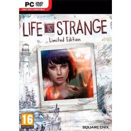 Coperta LIFE IS STRANGE LIMITED EDITION - PC