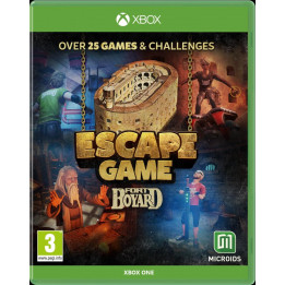 Coperta ESCAPE GAME - FORT BOYARD - XBOX ONE