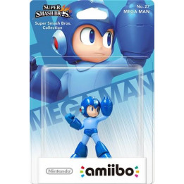 Coperta AMIIBO MEGA MAN NO. 27 (SUPER SMASH)