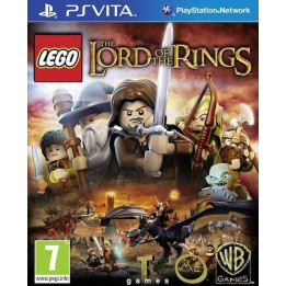 Coperta LEGO LORD OF THE RINGS - PSV