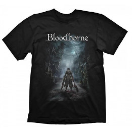 Coperta BLOODBORNE NIGHT STREET TSHIRT M