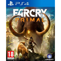 Coperta FAR CRY PRIMAL - PS4