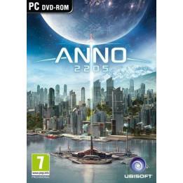 Coperta ANNO 2205 - PC