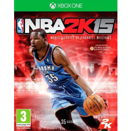 Coperta NBA 2K15 - XBOX ONE