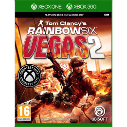 Coperta RAINBOW SIX VEGAS 2 – XBOX360 (XBOX ONE COMPATIBLE)