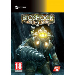 Coperta BIOSHOCK 2 - PC (STEAM CODE)