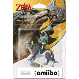 Coperta AMIIBO WOLF LINK (THE LEGEND OF ZELDA)