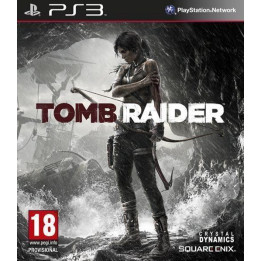 Coperta TOMB RAIDER - PS3