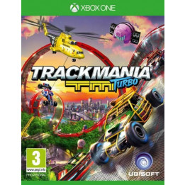 Coperta TRACKMANIA TURBO - XBOX ONE