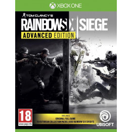 Coperta RAINBOW SIX SIEGE ADVANCED EDITION - XBOX ONE