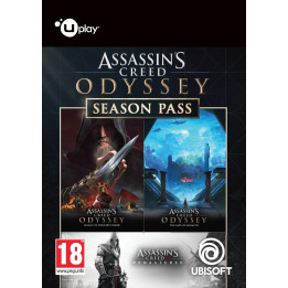 Coperta ASSASSINS CREED ODYSSEY SEASON PASS - PC (UPLAY CODE)