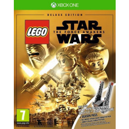Coperta LEGO STAR WARS THE FORCE AWAKENS DELUXE EDITION 2 - XBOX ONE