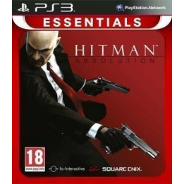 Coperta HITMAN ABSOLUTION ESSENTIALS - PS3