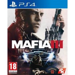 Coperta MAFIA 3 - PS4