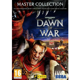 Coperta DAWN OF WAR MASTER COLLECTION - PC