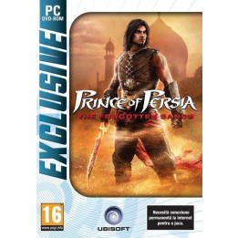 Coperta PRINCE OF PERSIA THE FORGOTTEN SANDS EXCLUSIVE - PC