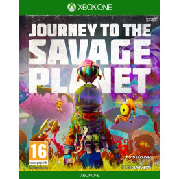 Coperta JOURNEY TO THE SAVAGE PLANET - XBOX ONE