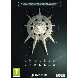 Coperta ENDLESS SPACE 2 - PC
