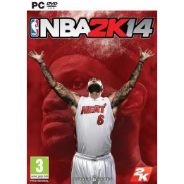 Coperta NBA 2K14 - PC
