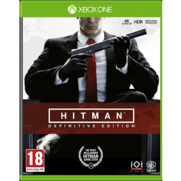 Coperta HITMAN DEFINITIVE EDITION - XBOX ONE