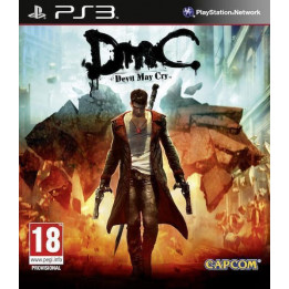 Coperta DMC DEVIL MAY CRY ESSENTIALS - PS3