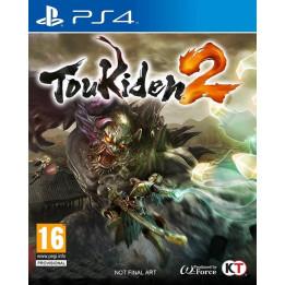 Coperta TOUKIDEN 2 - PS4
