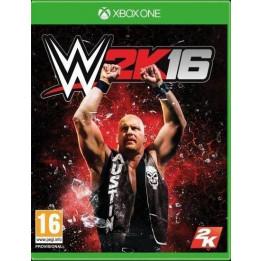 Coperta WWE 2K16 - XBOX ONE