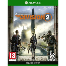 Coperta THE DIVISION 2 - XBOX ONE