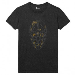 Coperta DISHONORED 2 CORVO BLUEPRINT TSHIRT M