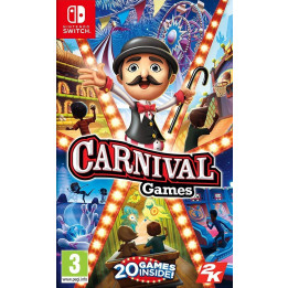 Coperta CARNIVAL GAMES - SW