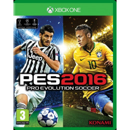 Coperta PRO EVOLUTION SOCCER 2016 - XBOX ONE