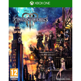 Coperta KINGDOM HEARTS 3 - XBOX ONE