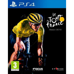 Coperta TOUR DE FRANCE 2016 - PS4