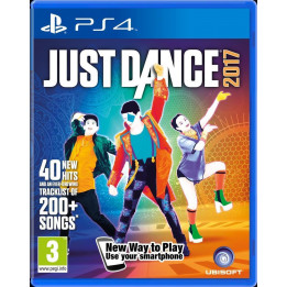 Coperta JUST DANCE 2017 - PS4