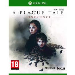 Coperta A PLAGUE TALE INNOCENCE - XBOX ONE