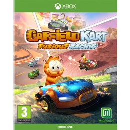 Coperta GARFIELD KART FURIOUS RACING - XBOX ONE