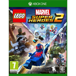 Coperta LEGO MARVEL SUPER HEROES 2 - XBOX ONE