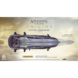Coperta ASSASSINS CREED ORIGINS THE FIRST HIDDEN BLADE