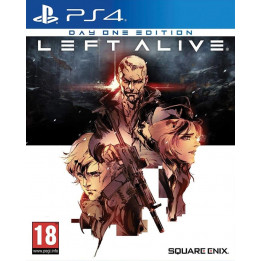 Coperta LEFT ALIVE D1 EDITION - PS4