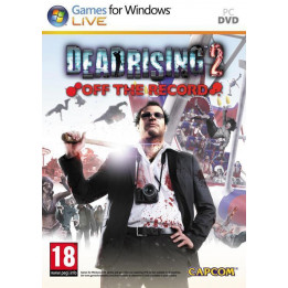 Coperta DEAD RISING 2 OFF THE RECORD - PC